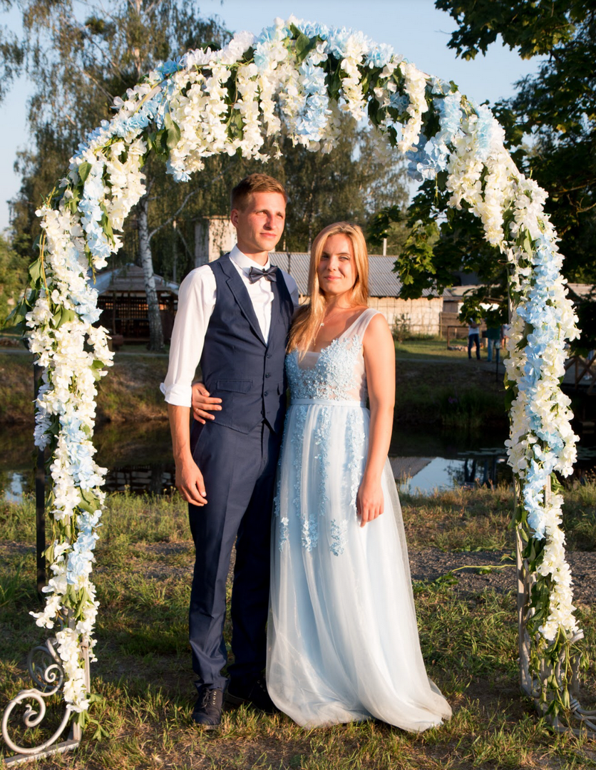 Wedding in eco-style in Belarus